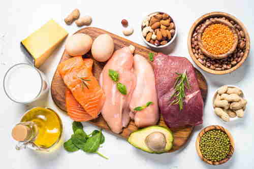 富含维生素B3的食物 第2张
